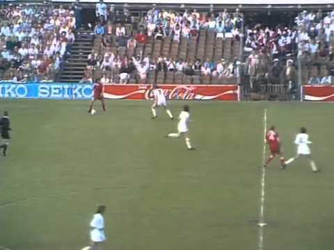 Karl-Heinz Rummenigge vs Aston Villa - 1981-82 European Cup Final