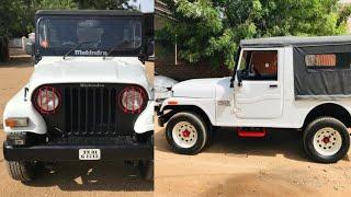 Second hand Mahindra Mm 540 Jeep Sale Used Mahindra Jeep