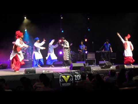 Gidha Har Giya & Gallan Goriyan - Harbhajan Mann - Live in Toronto...