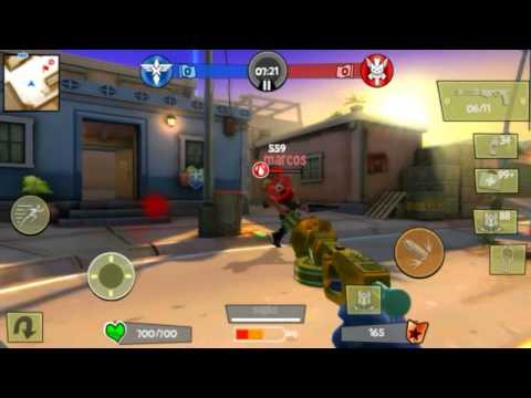 BLITZ BRIGADE A HORA SOY EL FURTIVO INDETECTABLE MASACREE EN LIVE  Gameplay HD
