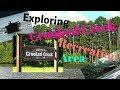 Exploring Crooked Creek Recreation Area