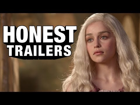Honest Trailers - Game of Thrones