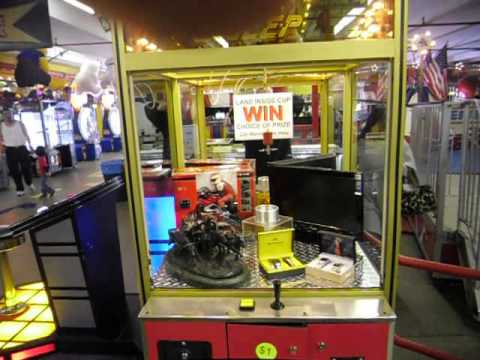 Redondo Fun Factory Redondo Beach ca Redondo Fun Factory Crane Game