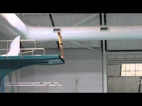 Liam Atkins Diving Showreel 2011