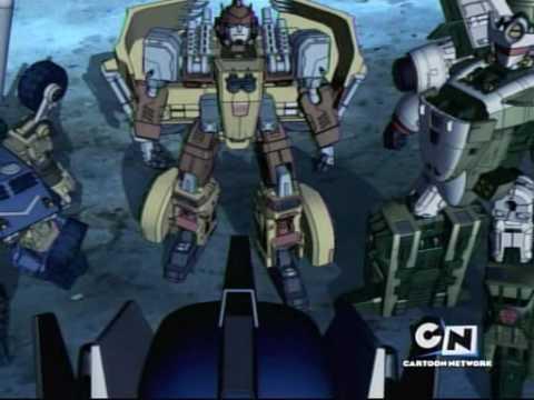 Transformers Cybertron Episodes