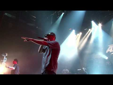 "Assassin/Rockin  Squat ""Illuminazi 666 Live Olympia 2009"" (Officiel Video)"