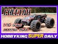 JLBRacing Cheetah 1/10 4WD Brushless Off-Road Truggy - HobbyKing Super Daily