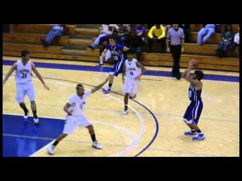2010 Rome News-Tribune Holiday Tournament: Calhoun boys vs Armuchee