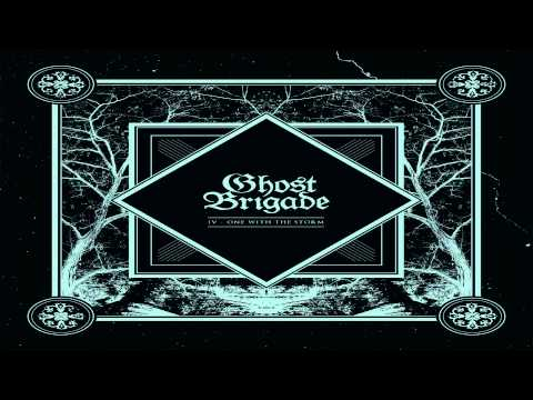 Ghost Brigade - Disembodied Voices