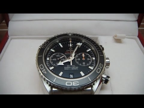 Omega Planet Ocean Chronograph Calibre 9300