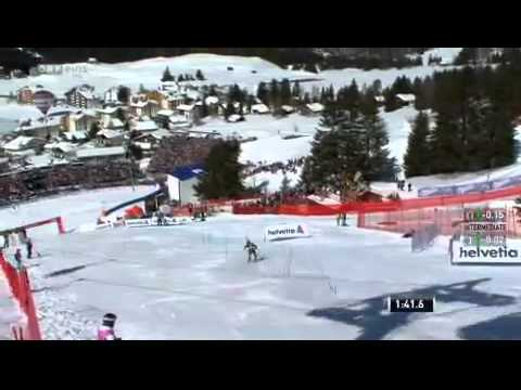 Mikaela Shiffrin | 1. Platz | 2. DG | Slalom Lenzerheide | 16.3.2013