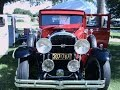 1931 Buick Series 80 Four Door Sedan RedBlk LakePlacid042614