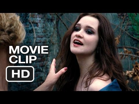 Beautiful Creatures Movie CLIP - A Lot Like Me (2013) - Alice Englert Movie HD