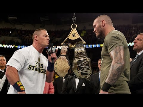 Championship Ascension Ceremony: Raw, Dec. 9, 2013 video