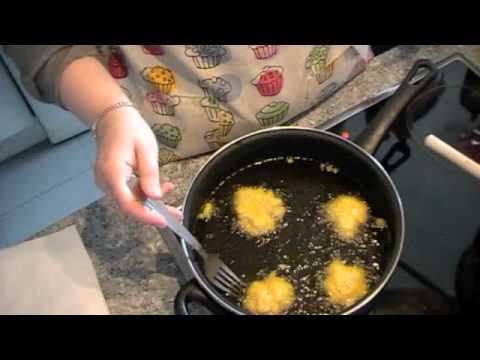 Hoy Comemos... Tortillitas de Bacalao