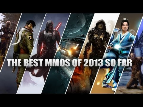 THE LIST - The Best MMOs of 2013... So Far