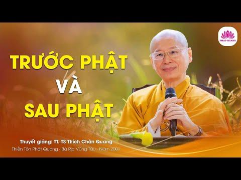 Trước Phật và sau Phật