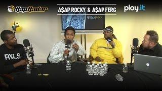 A$AP Rocky & A$AP Ferg on Ian Connor Allegations - Rap Radar