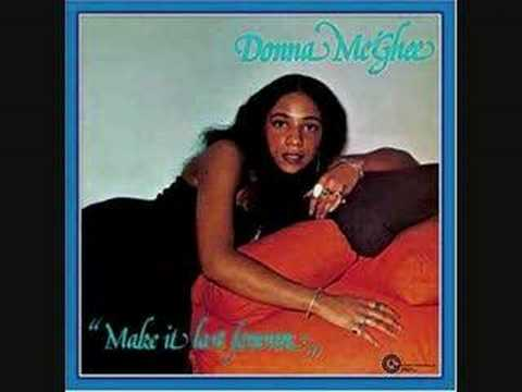 Donna McGhee - It aint no big thing