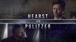 Mentes Brillantes 03 Hearst vs Pulitzer HD 720p audio latino
