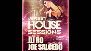 DJ RO LIVE @ DECACHE -- JERSEY HOUSE SESSIONS -- 9|15|11