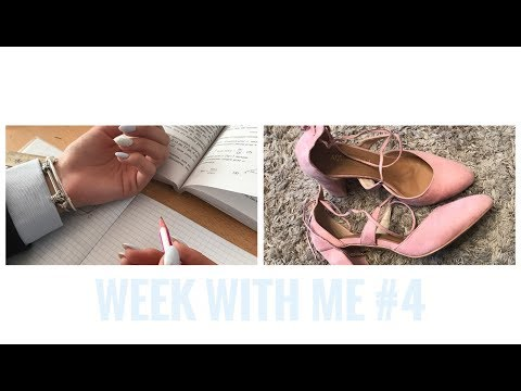 week with me #4 || vlog