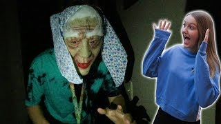 I'VE NEVER SCARED HER THIS BAD! (PRANK ON SISTER)