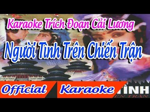 Trích Đoạn Người Tình Trên Chiến Trận karaoke | tân cổ trích đoạn Karaoke Beat thumbnail