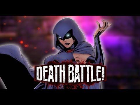 Raven Soars into DEATH BATTLE