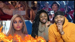 SO ICONIC!!!😱🔥 | Ariana Grande - thank u, next | REACTION!!!