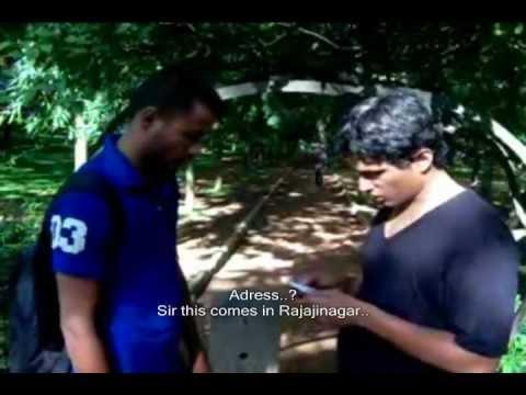 Kannada short film-Linguistic Bangalore