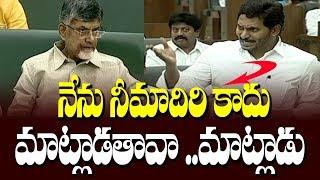 AP CM Jagan Reddy Satires on Chandrababu Naidu | AP Assembly Sessions 2019 | hmtv