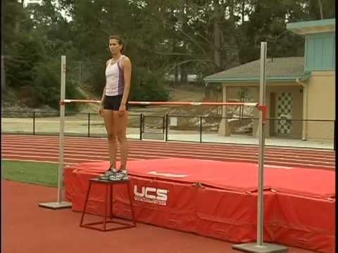 High Jump Technique High Jump Made Simple