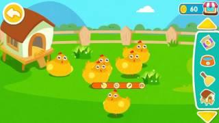 Nông trại của gấu trúc | Trò chơi giáo dục trẻ em | Baby Panda