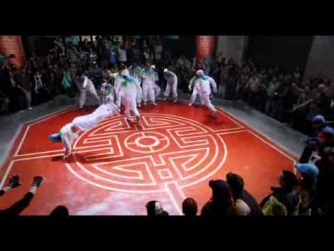 Step Up 3 - The Battle Of Gwai.wmv video