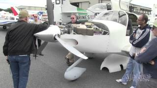 Aero-TV: An Affordable GA Turbo-Prop?: Turbine Solution Group Thinks So!