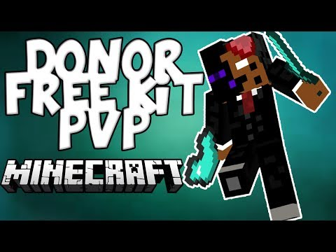 Minecraft Mini-Game Server: OP KIT PVP- NO DONORS!