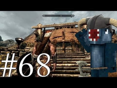 Let's Play Skyrim - The Companions!! [68]