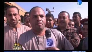 برنامج العاشرة مساء|أهل المنوفية يرددون .. المنوفية مقبرة الإخوان