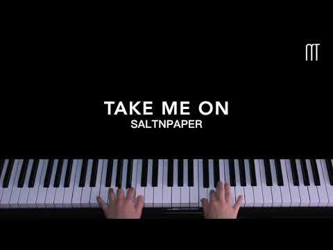 Saltnpaper (솔튼페이퍼) – Take Me On Piano Cover (남자친구 / Encounter OST Part 6)