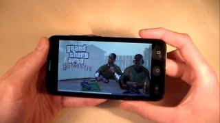 Игры Huawei Y5c (GTA:SanAndreas, ModernCombat5, Asphalt:Nitro)