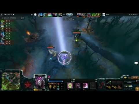 iG vs MVP Phoenix DreamLeague Asia Game 1