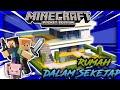 Cara Membuat Rumah Bagus Dalam Sekejap Di Minecraft PE (Tanpa MOD)