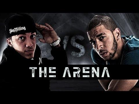 THE ARENA:  EP 7  -  EL NINO vs GRAVITY  [DS2DIO]