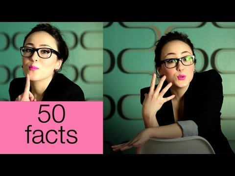 50 facts about me by Hatice Schmidt klip izle