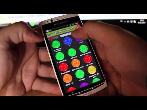 Klingelton Kostenlos - Witzige Klingeltöne Und Mehr - Instant Buttons App Check video