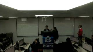 Trading en vivo - Laboratorio Financiero Universidad del Rosario