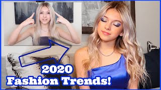 Fashion Trends for 2020 | Euphoria Makeup Tutorial | Coco Quinn