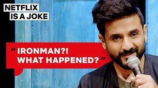 Vir Das Recommends Bollywood Films | Netflix Is A Joke