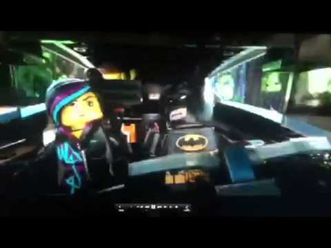 Lego Movie Batman Song